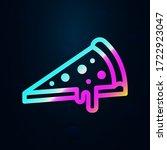pizza  italy nolan icon. simple ...