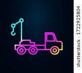 crane vehicle nolan icon....