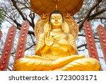 Buddha Statue Background....