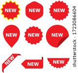 """sign """"new"""" in several poses 
