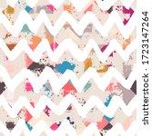 template seamless abstract...   Shutterstock .eps vector #1723147264
