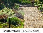 Spraying Garden Watering System ...
