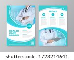 corporate healthcare cover ...   Shutterstock .eps vector #1723214641