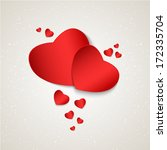 valentine's day or wedding. ....   Shutterstock .eps vector #172335704