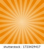 Sunburst Yellow Vector...