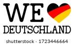eps vector showing german...   Shutterstock .eps vector #1723446664