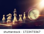 Image Of Chess Game. Business ...