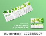 standard square trifold...   Shutterstock .eps vector #1723550107