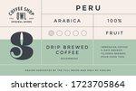 minimal label. typographic... | Shutterstock .eps vector #1723705864