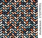 abstract seamless pattern... | Shutterstock .eps vector #1723799551