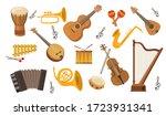 Musical Instrument Set....