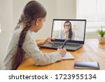 Online Education Of Children....