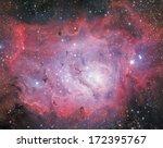 Big Nebula In Constellation Of...
