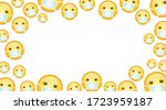 High Quality Emoticons On White ...