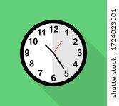 Classic Clock Icon  Twenty Fiv...