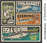 Fish And Seafood Market ...