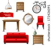 poltrona,cabeceira,cadeira,candelabro,clássico,coleção,gaveta,gavetas,interiores,viver,do,durante,assento