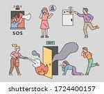 Information On Evacuation...