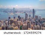 Hong Kong Skyline 2020 View...