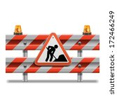 Vector Barrier With Sign And...