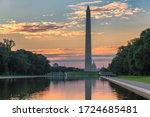 Beautiful Washington Monument...