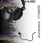 vector music | Shutterstock .eps vector #17248450