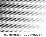 pop art dots background. black... | Shutterstock .eps vector #1724980264