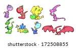 array 0x72a5db0  | Shutterstock .eps vector #172508855