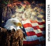 Composite Photo Of A Bald Eagle ...