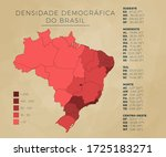 Demographic Density Map Of...