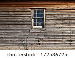 Old Schoolhouse Wooden Siding...