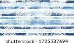 Blue Stripes Seamless Pattern...