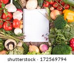 raw vegetables | Shutterstock . vector #172569794