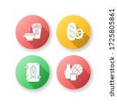 foods and goods flat design...   Shutterstock .eps vector #1725805861