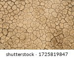 The Dry Ground Of The Desert
