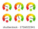set of business indicators ... | Shutterstock .eps vector #1726022341