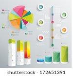 modern infographics set.... | Shutterstock .eps vector #172651391