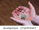 Russian Rubles In Coins In The...