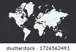 detailed world map with country ... | Shutterstock .eps vector #1726562491