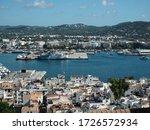 Ibiza Town  Ibiza  Spain  ...