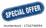 special offer sign. special... | Shutterstock .eps vector #1726740094