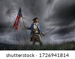 Man In United States War Of...