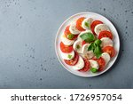 Italian Caprese Salad With...