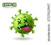 vector illustration_cute... | Shutterstock .eps vector #1727012947