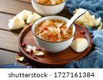 White Fungus Soup And Pear In...