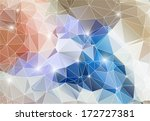colorful abstract background... | Shutterstock .eps vector #172727381