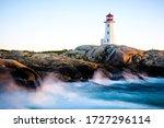 Canada  Surreal Landscape Of...