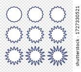 set of badges   big set of... | Shutterstock .eps vector #1727330521