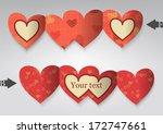 love background. eps10 | Shutterstock .eps vector #172747661