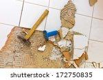 the renovation uind renovation... | Shutterstock . vector #172750835